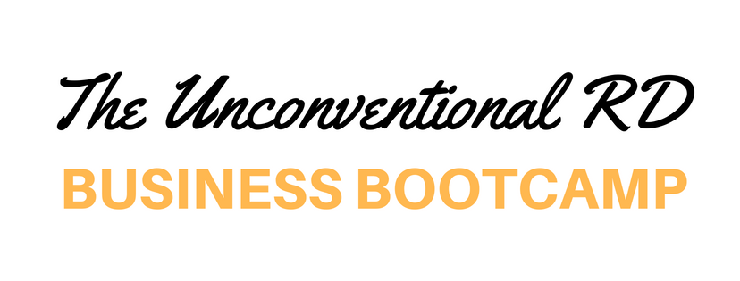 The Unconventional RD Business Bootcamp