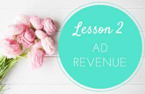 lesson 2 ad revenue