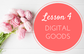lesson 4 digital goods